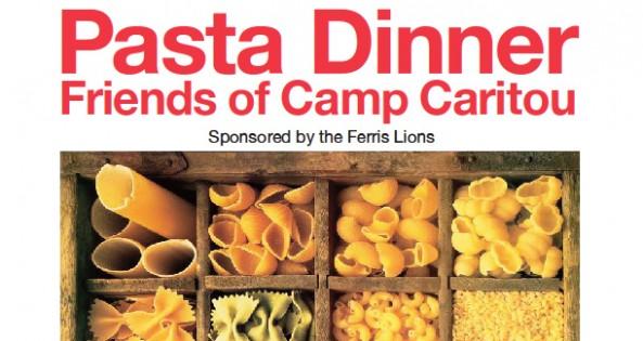 Pasta Dinner Poster
