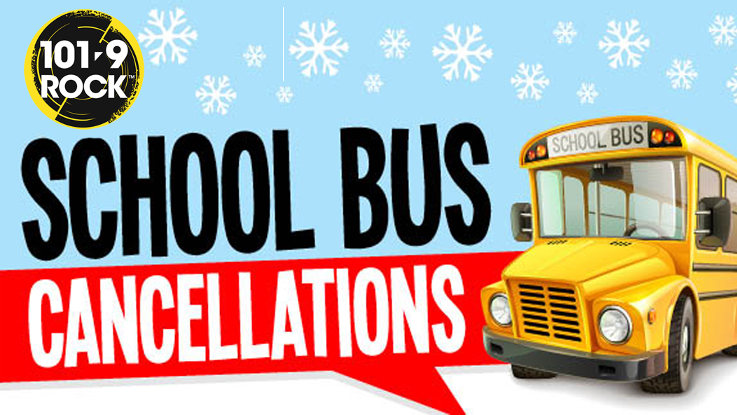 ROCK School Bus Cancelations 1052