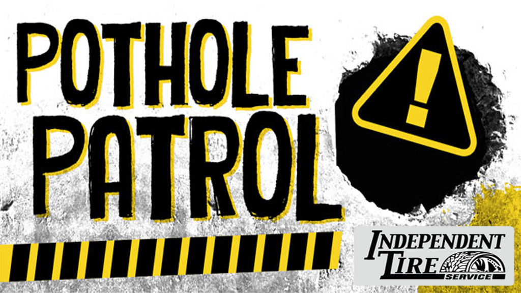 Pothole Patrol Spotlight Template