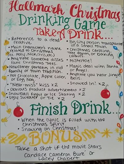 Drinking game to movies