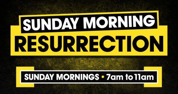 Sunday Morning Resurrection